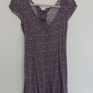 AEO Dress Floral Print Size Small